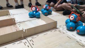 MagiCube Una board in Primary School