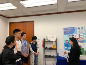 MagiCube PolyU Start Up Immersion program (2 days job orientation)