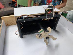 MagiCube Una Soccer Scoring Machine Workshop