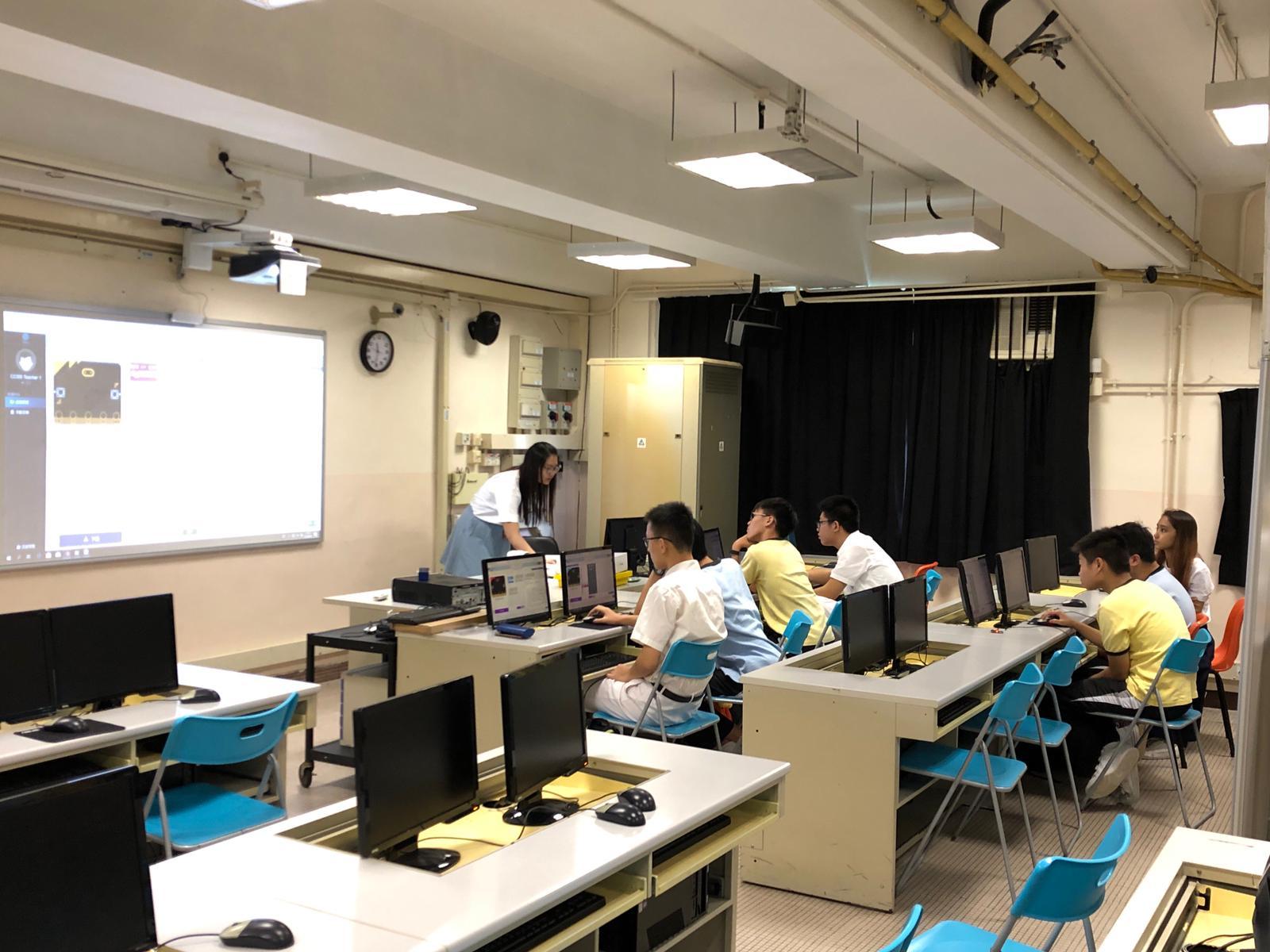 MagiCube Una student training