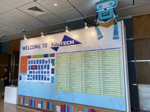 MagiCube Una EduTech Asia 2019