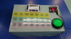 MagiCube Una micro:bit e-pill box