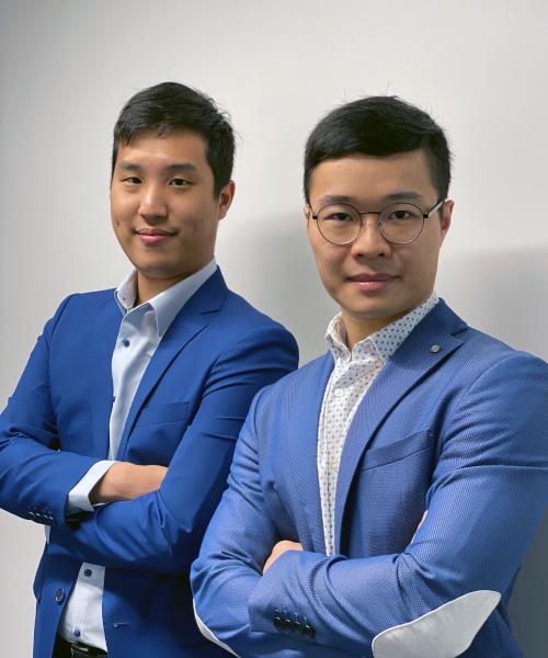 MagiCube Dr. Leo & Dr. Jason, collaborative teaching